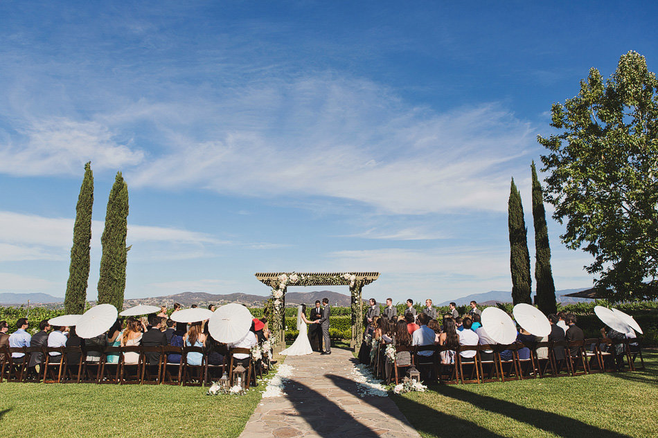 Ponte Winery Wedding in Temecula, CA