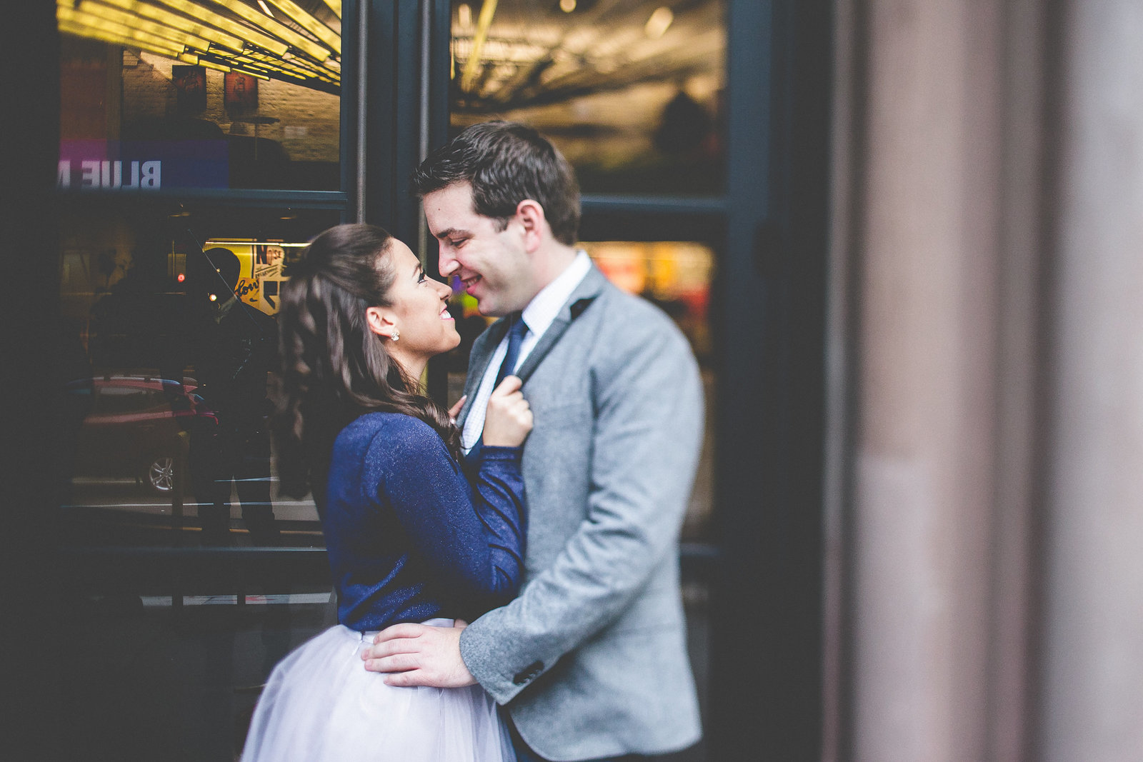 New York Engagement Wedding Photographer