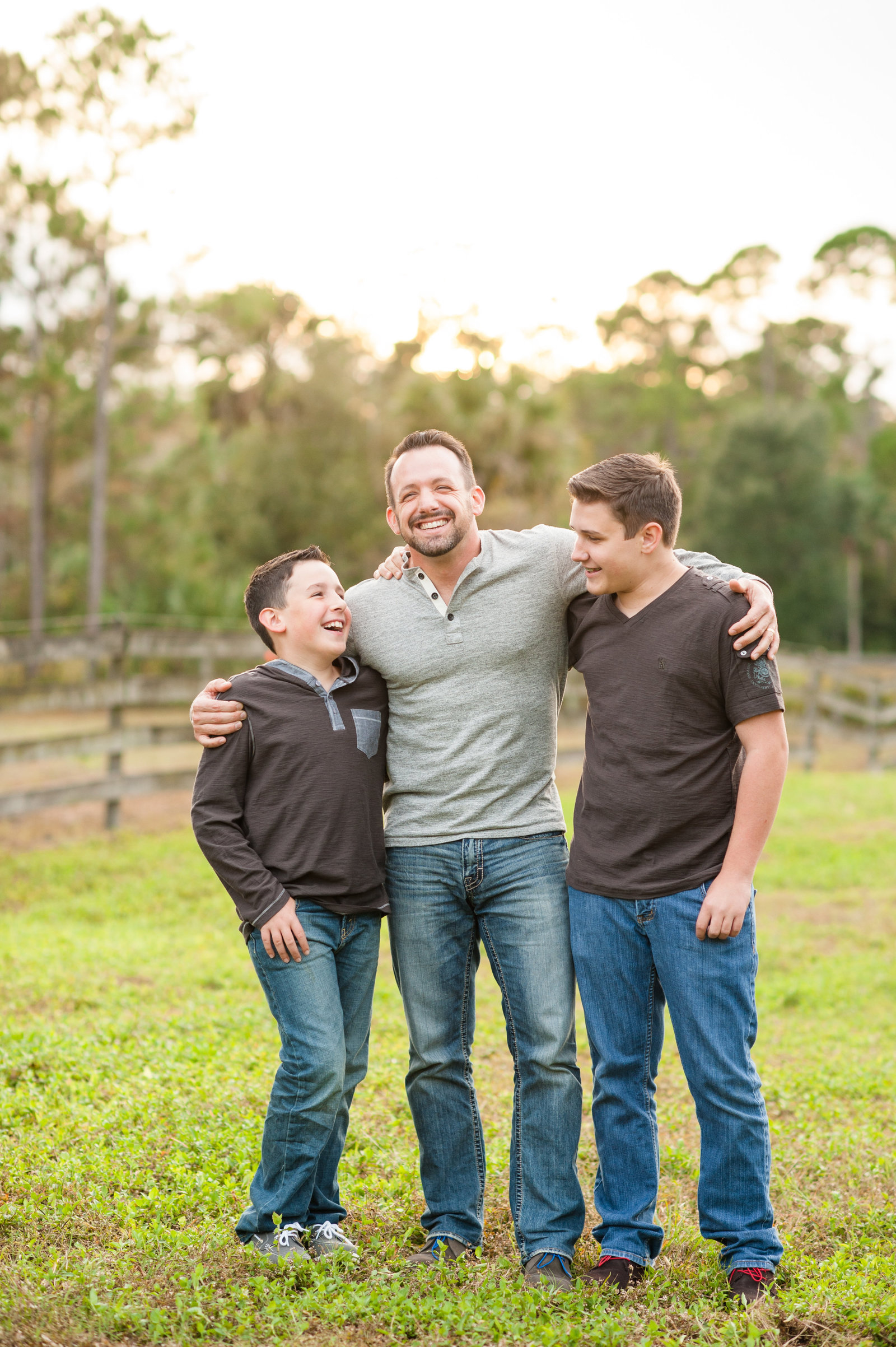 Ormond Beach lifestyle family portrait photography