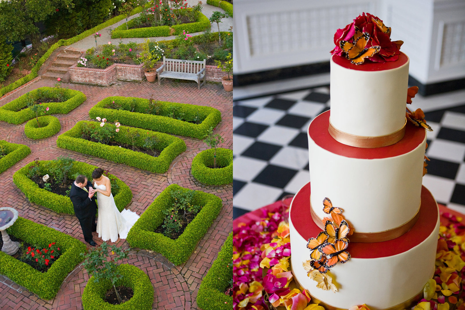 Kohl mansion wedding, bride and groom, cake, Jennifer Baciocco Photography
