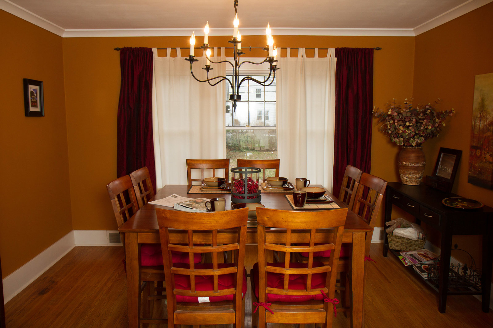 Real Estate Dining Room