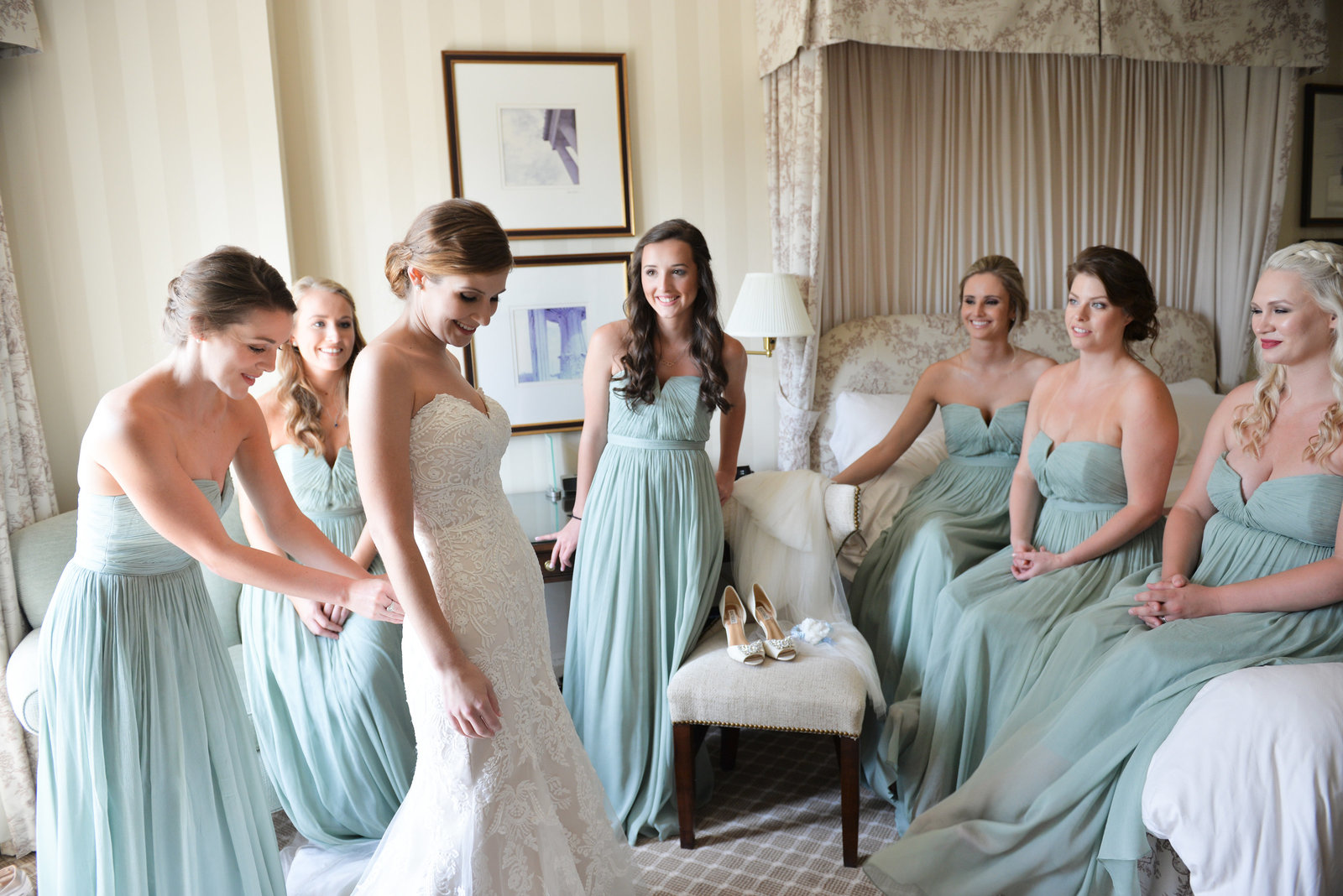 Hay Adams wedding photography, washington dc