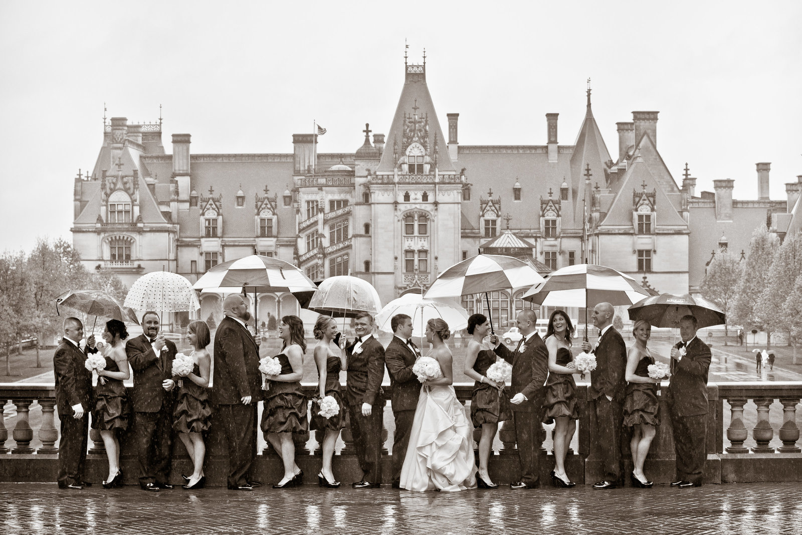 biltmoreweddingintherain