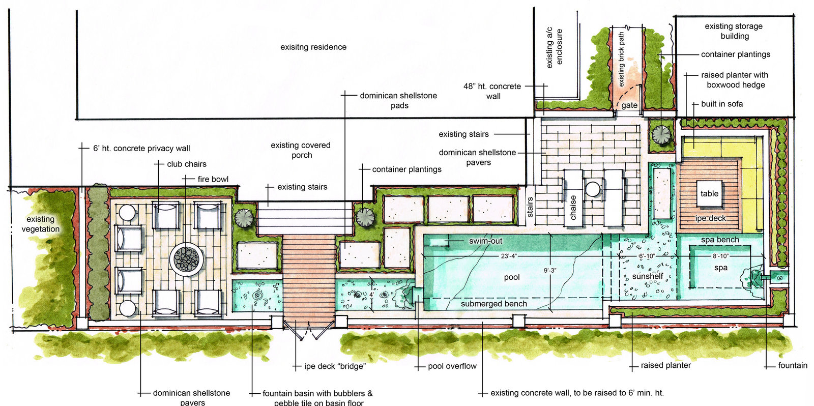 Parks Residence - Schematic Design