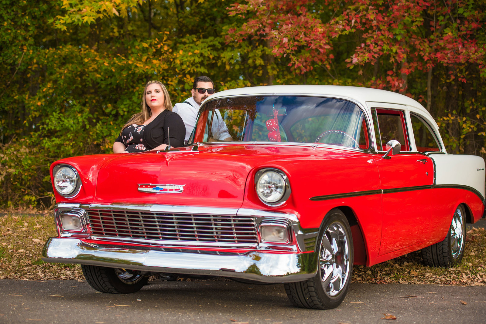 Retro_Pinup_Car_engagement_session_Nj092