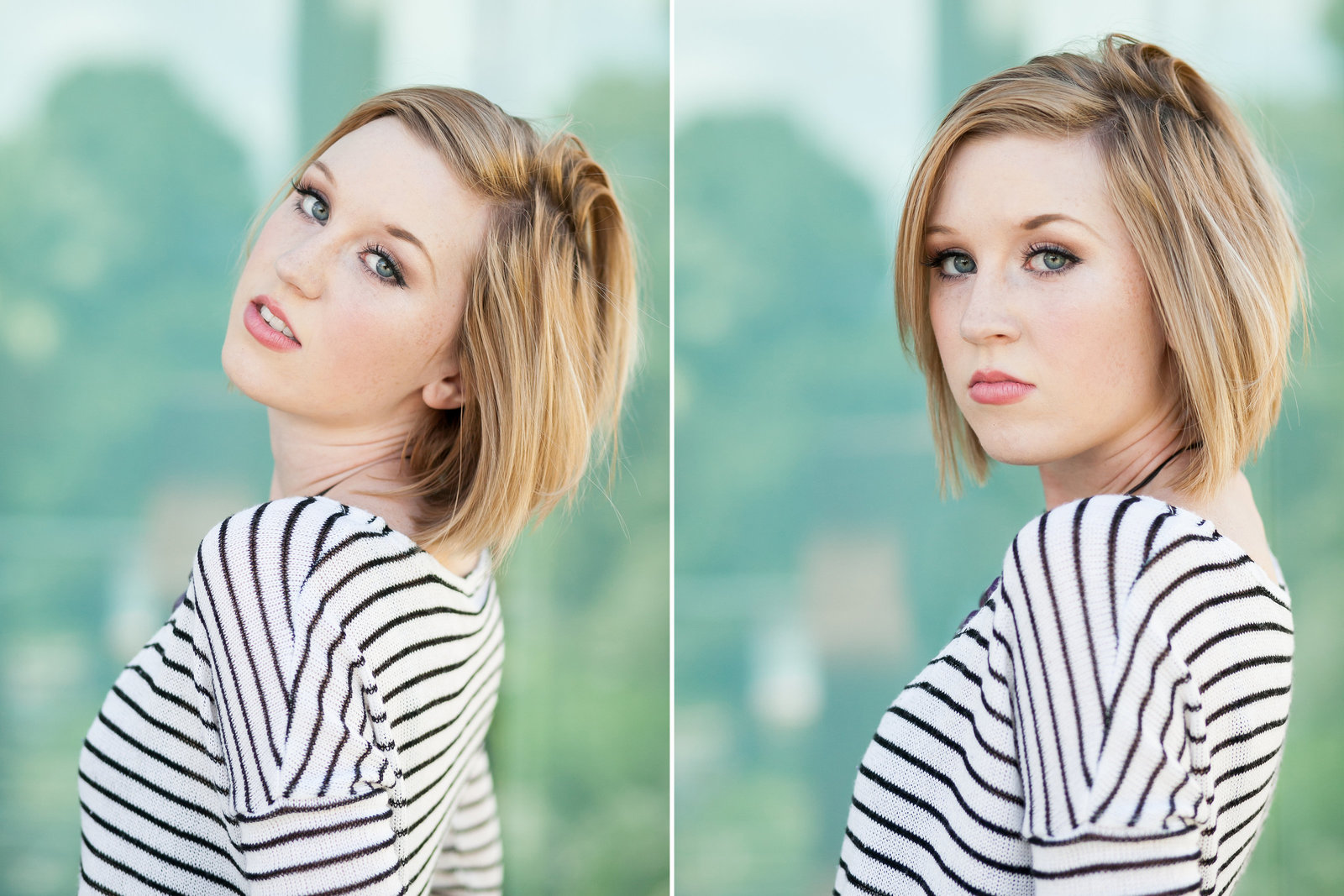downtown portland senior portrait headshots | Susie Moreno Photography