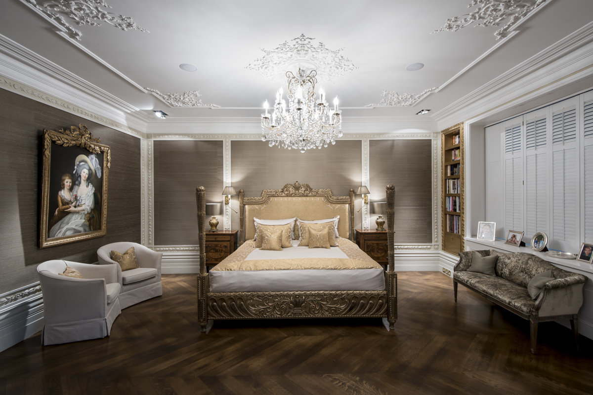 luxury interior design london