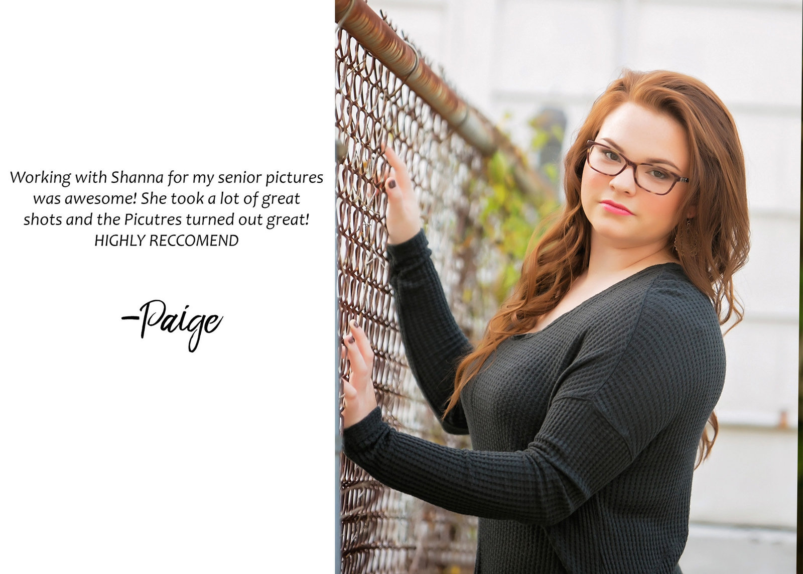 Louisville Senior Photographer
