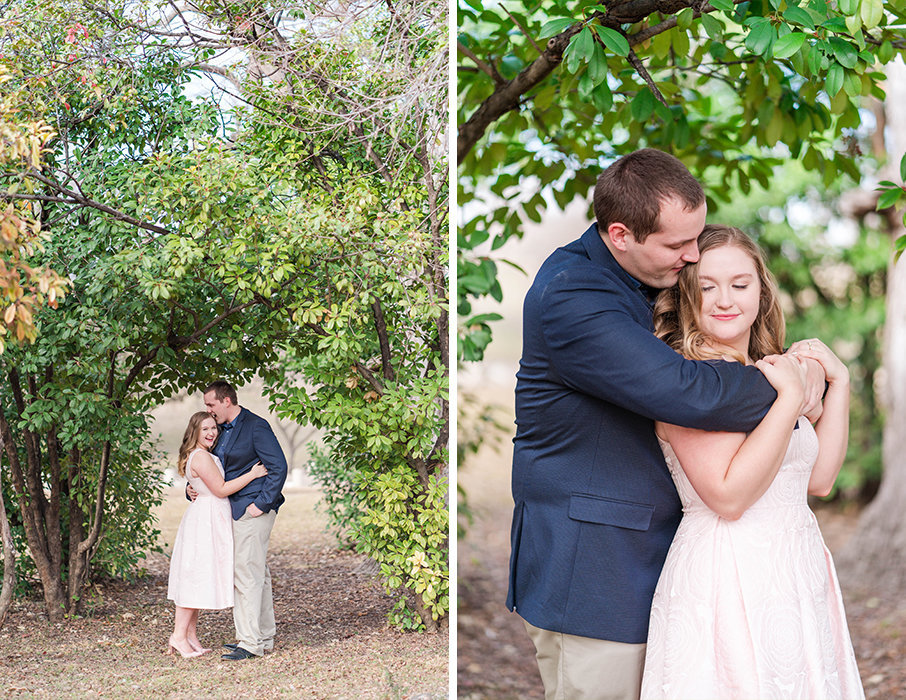 Trinity Duck Pond Whimsical Engagement Session Texas 015