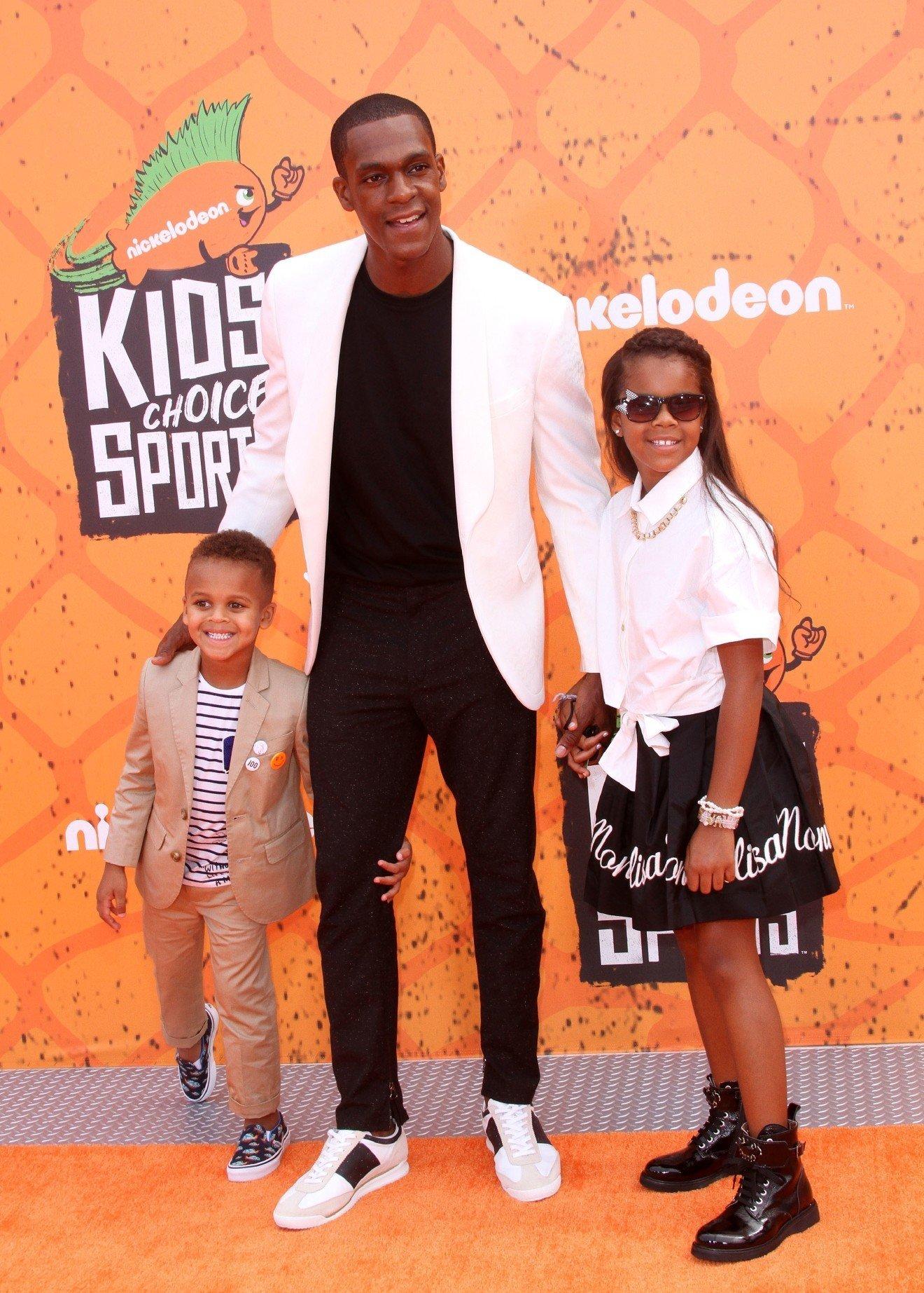 Rajon and kids