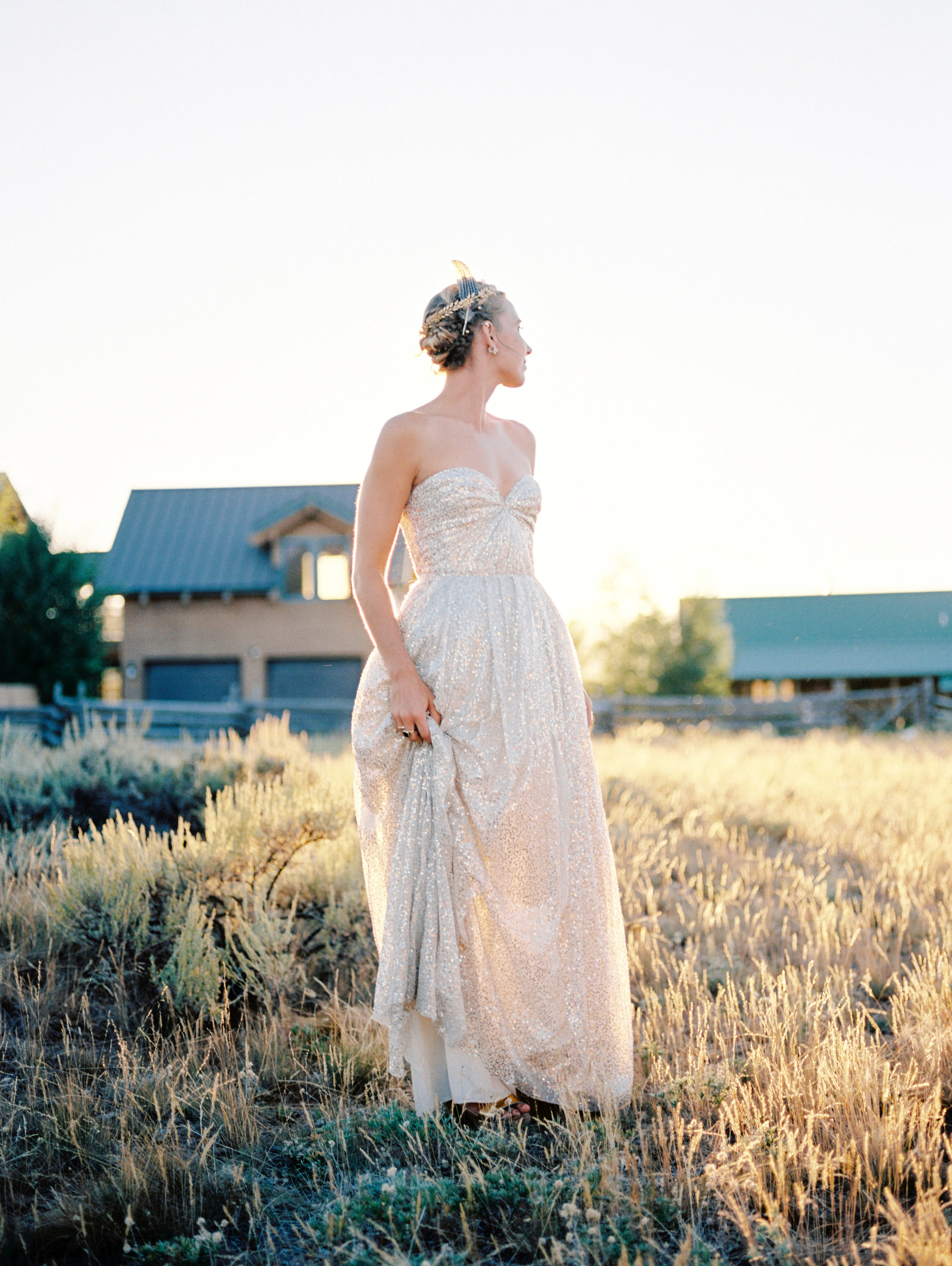 Olive and Alex Wedding_Stanley Idaho 461