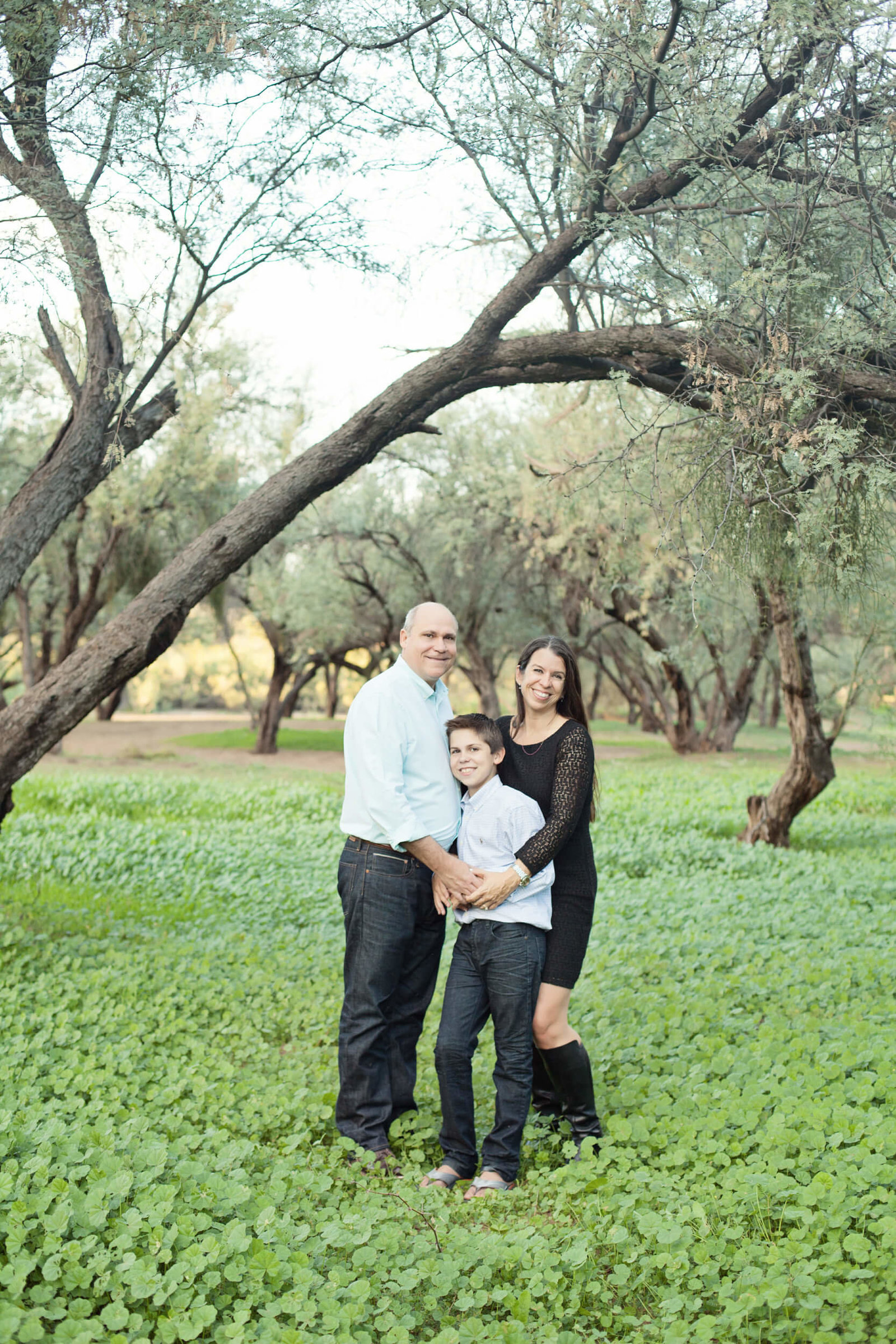 arizona salt river family photography