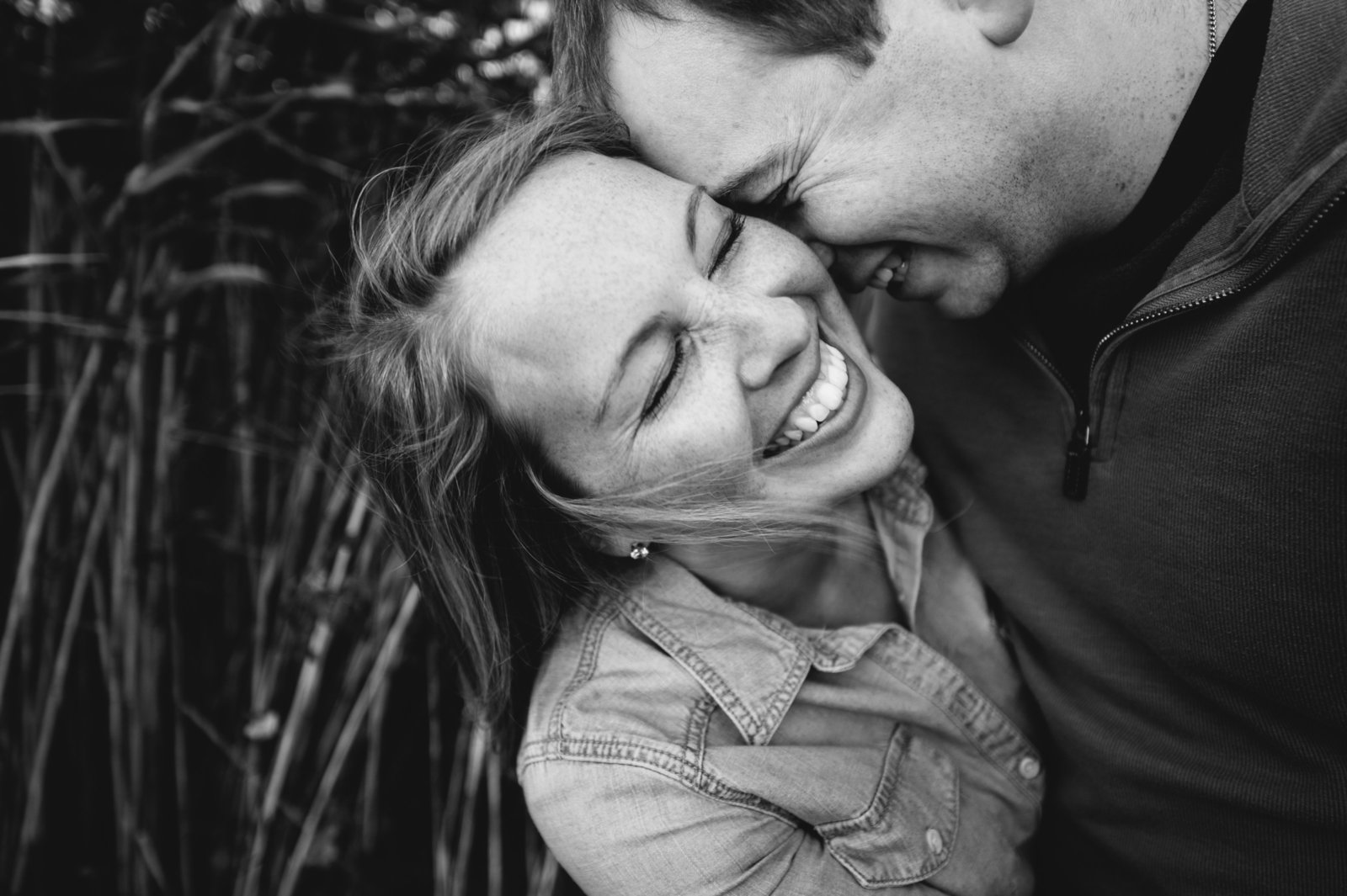 Snuggle Engagement Session