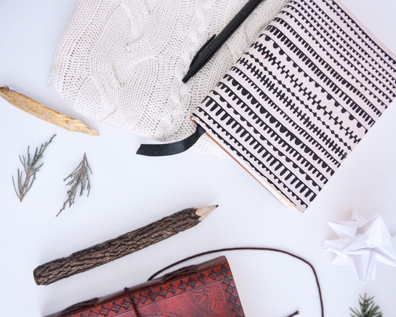 Styled Journals Product Editorial Photography by Melissa E Earle Mee