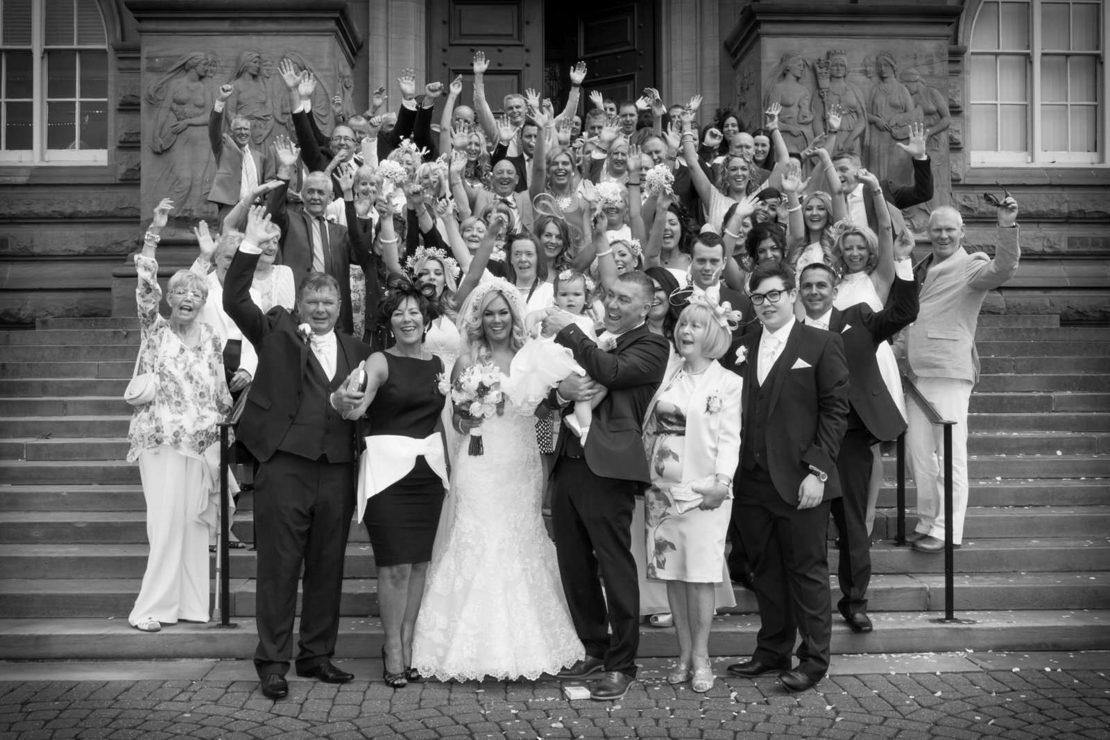 Wedding photographer wearside