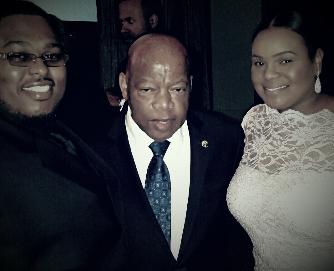 With the iconic John Lewis