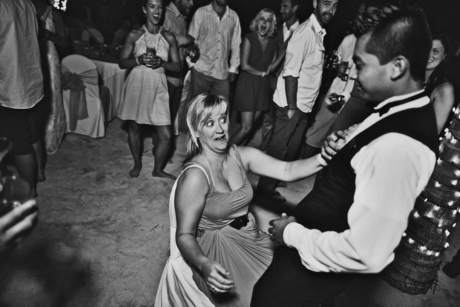 barcelo maya beach resort wedding destination wedding photographer bryan newfield photography 50