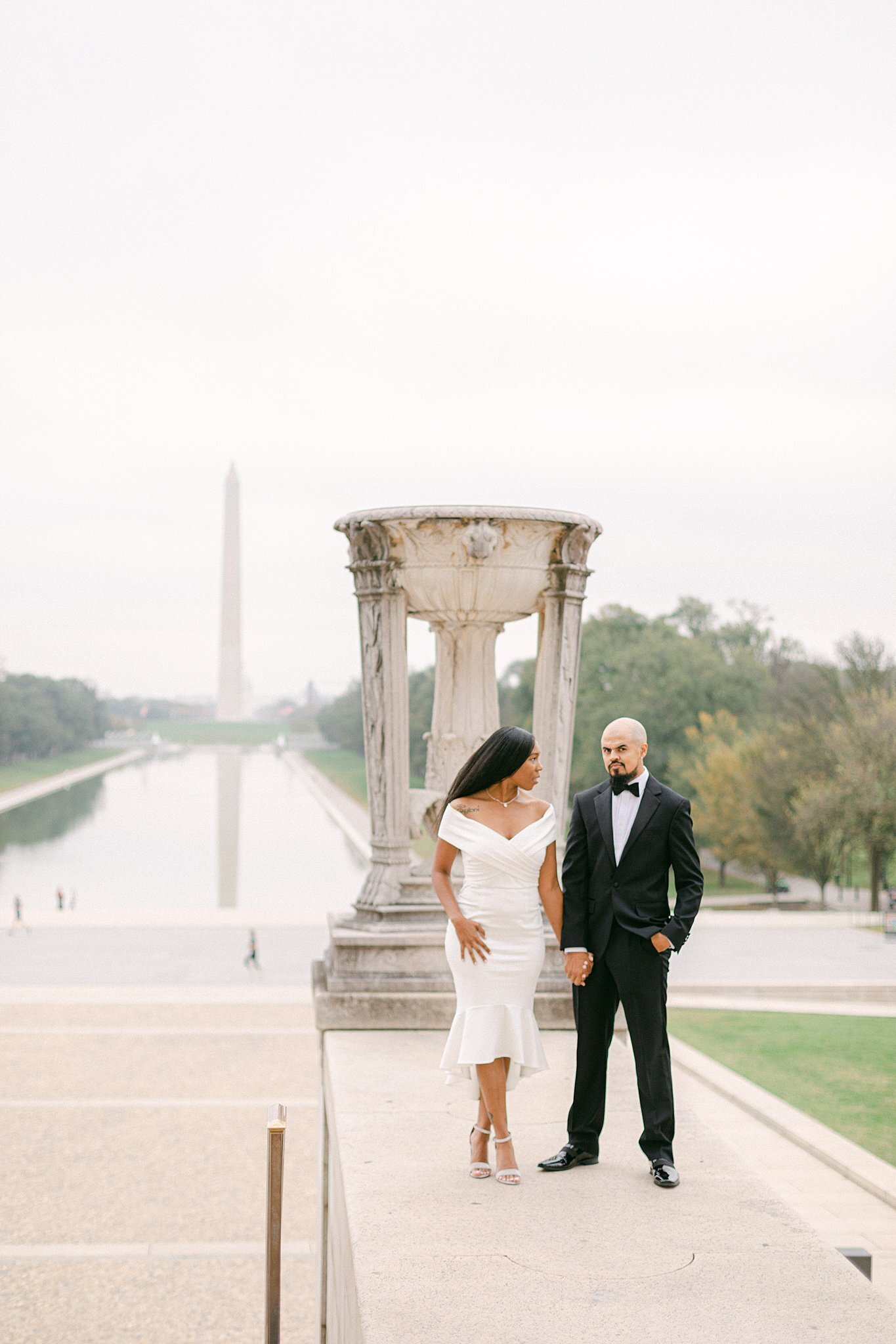 Washington DC Wedding Anniversary Session Photography by Maryland Wedding Photographer Costola Photography_0400