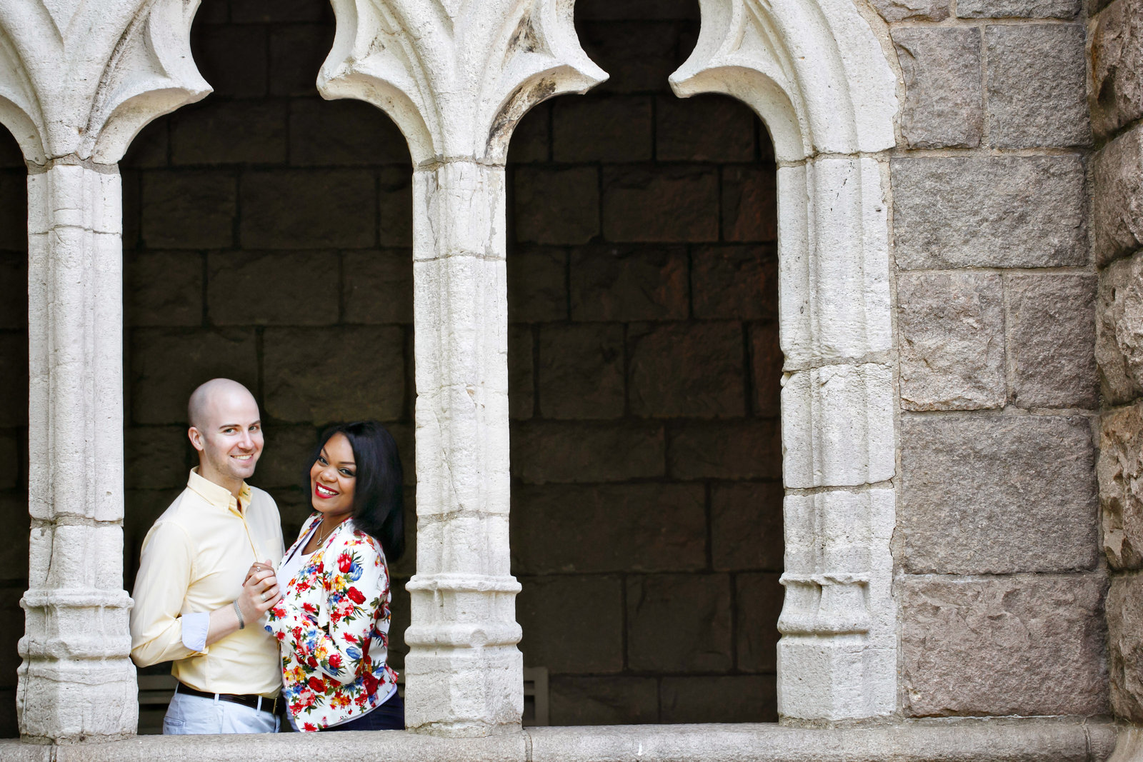 AmyAnaiz_Fort_Tyrone_Park_Cloisters_Engagement_New_York_012