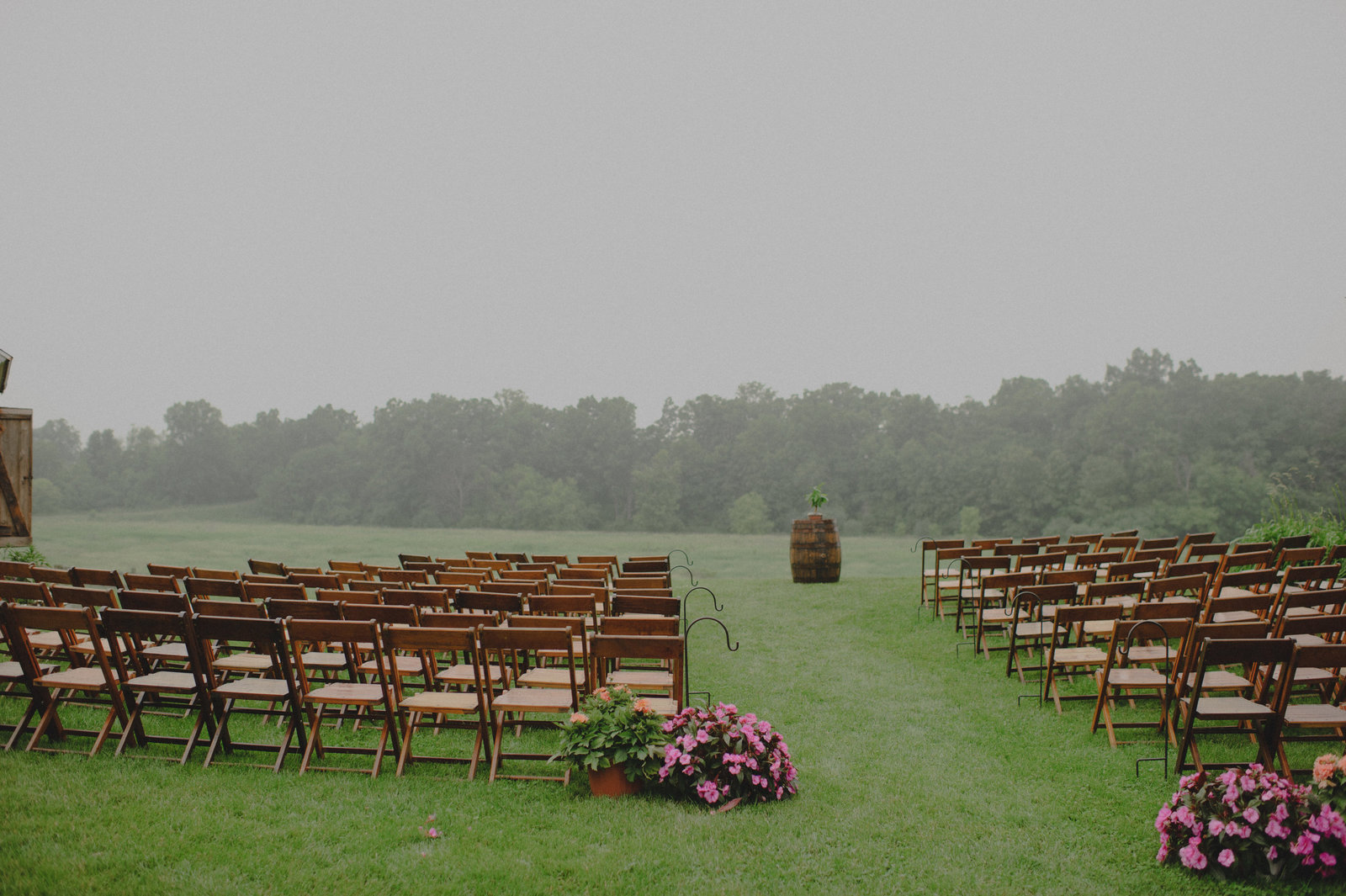 Misty Farm Ann Arbor Wedding