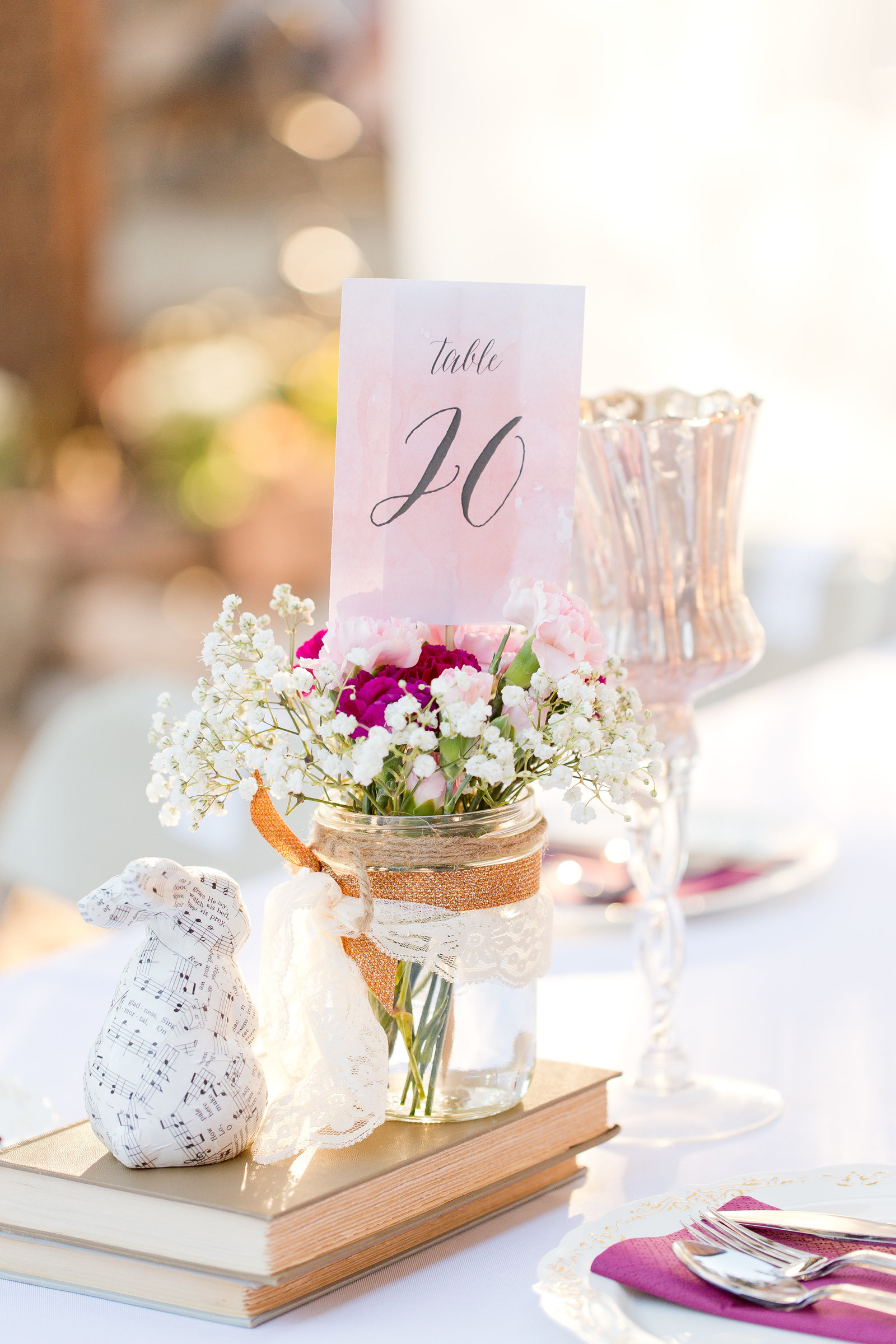 Stunning Table Setting Detail Photos | Portland OR