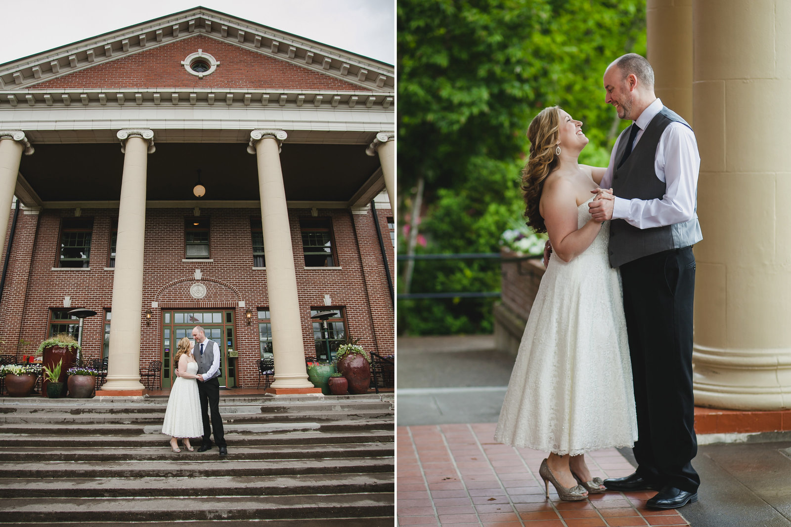 McMenamins Grand Lodge Wedding
