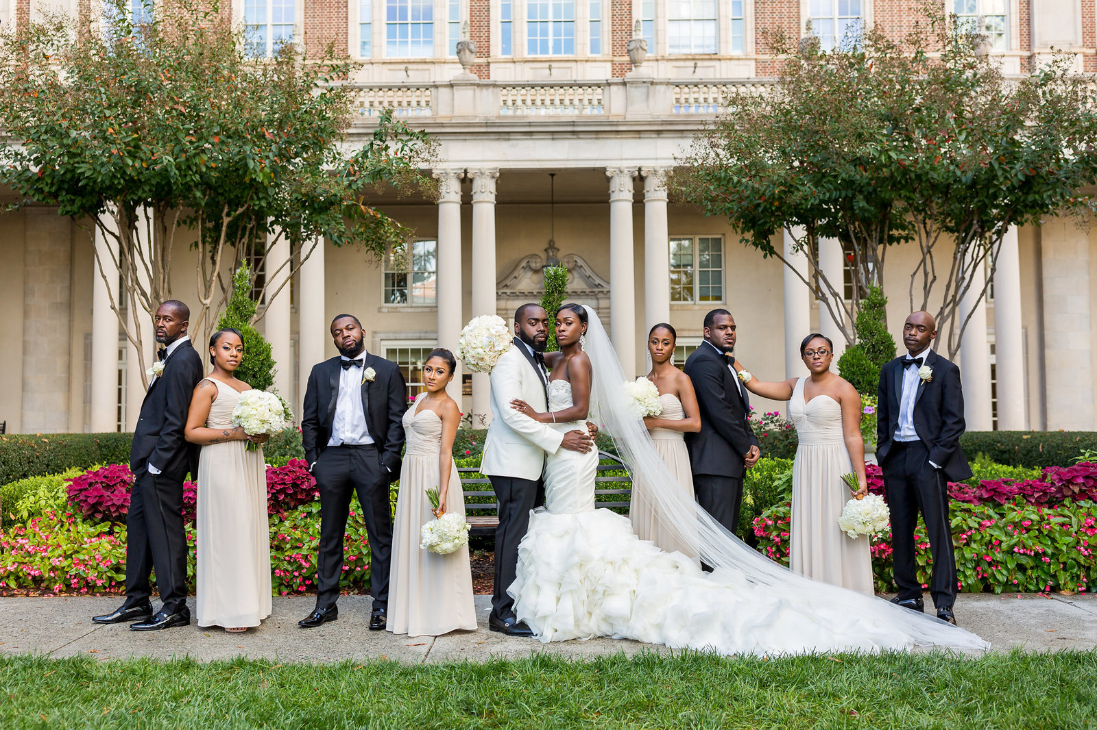 Biltmore Ballrooms Atlanta Wedding - Mecca Gamble Photography