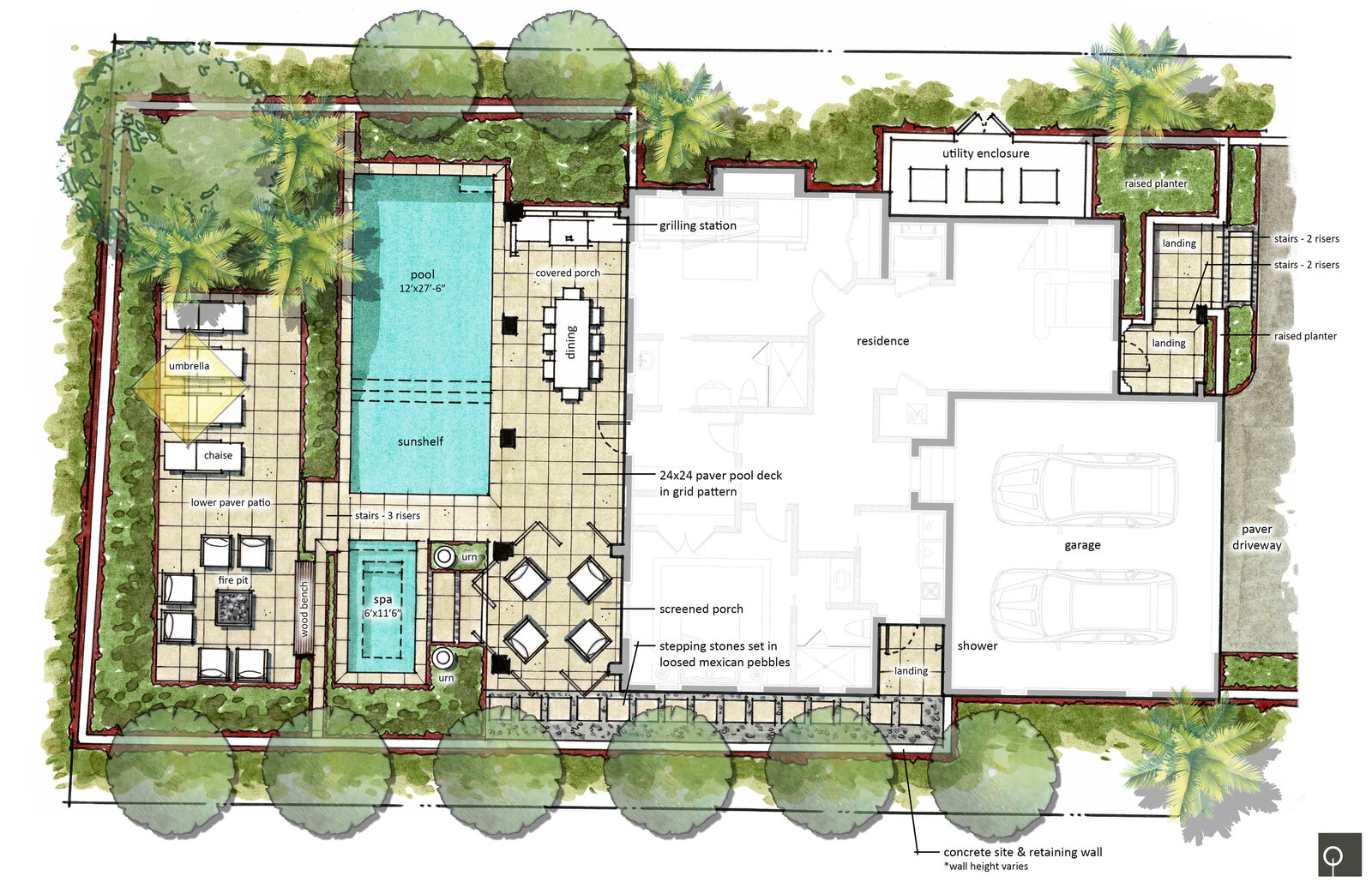 Goodnight Residence - Schematic Design
