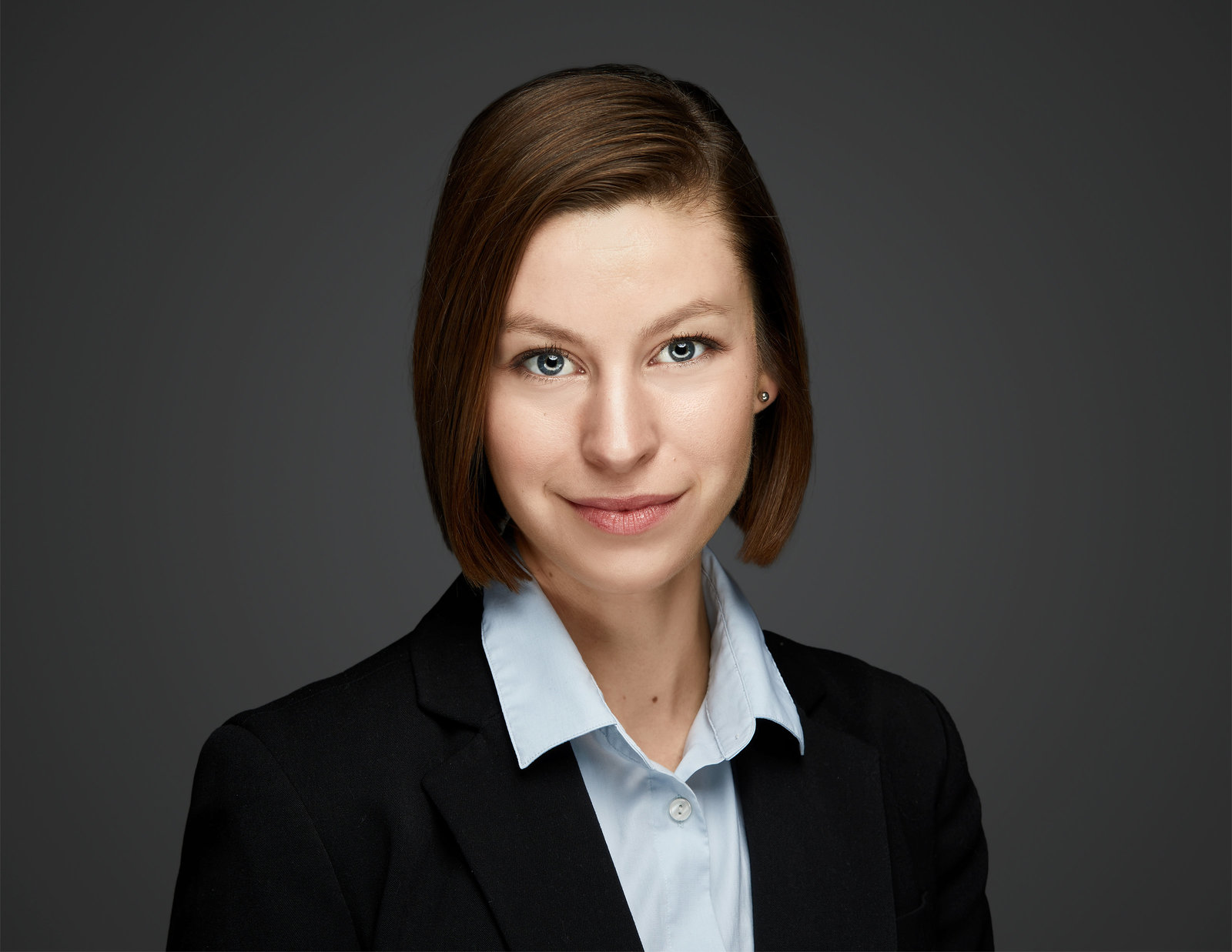 corporate headshot of woman