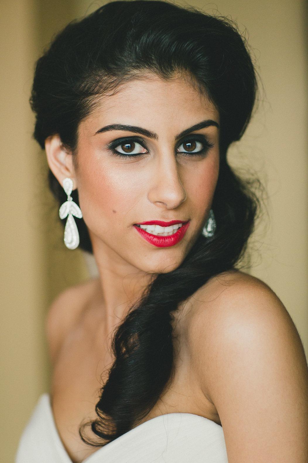 Persian Bridal Portrait