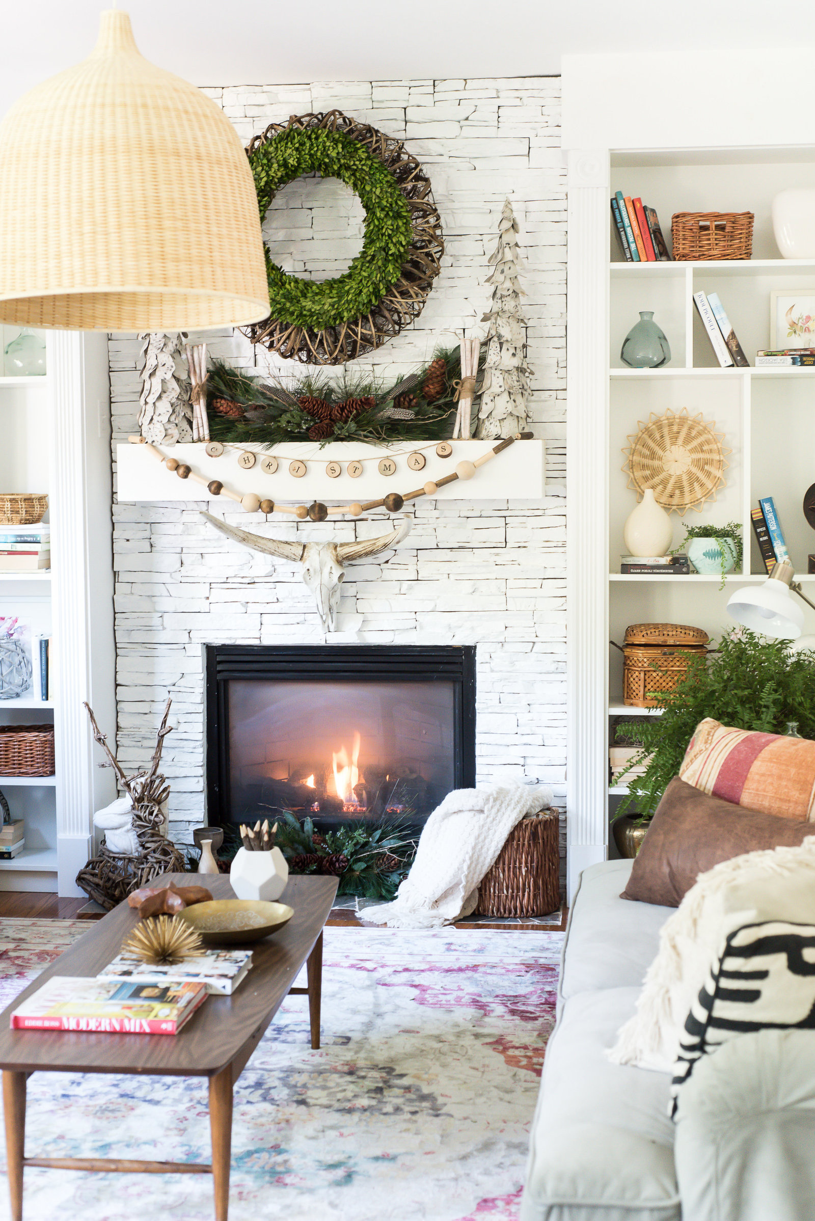 HOLIDAY MANTLE DECOR- PLACEOFMYTASTE.COM-23
