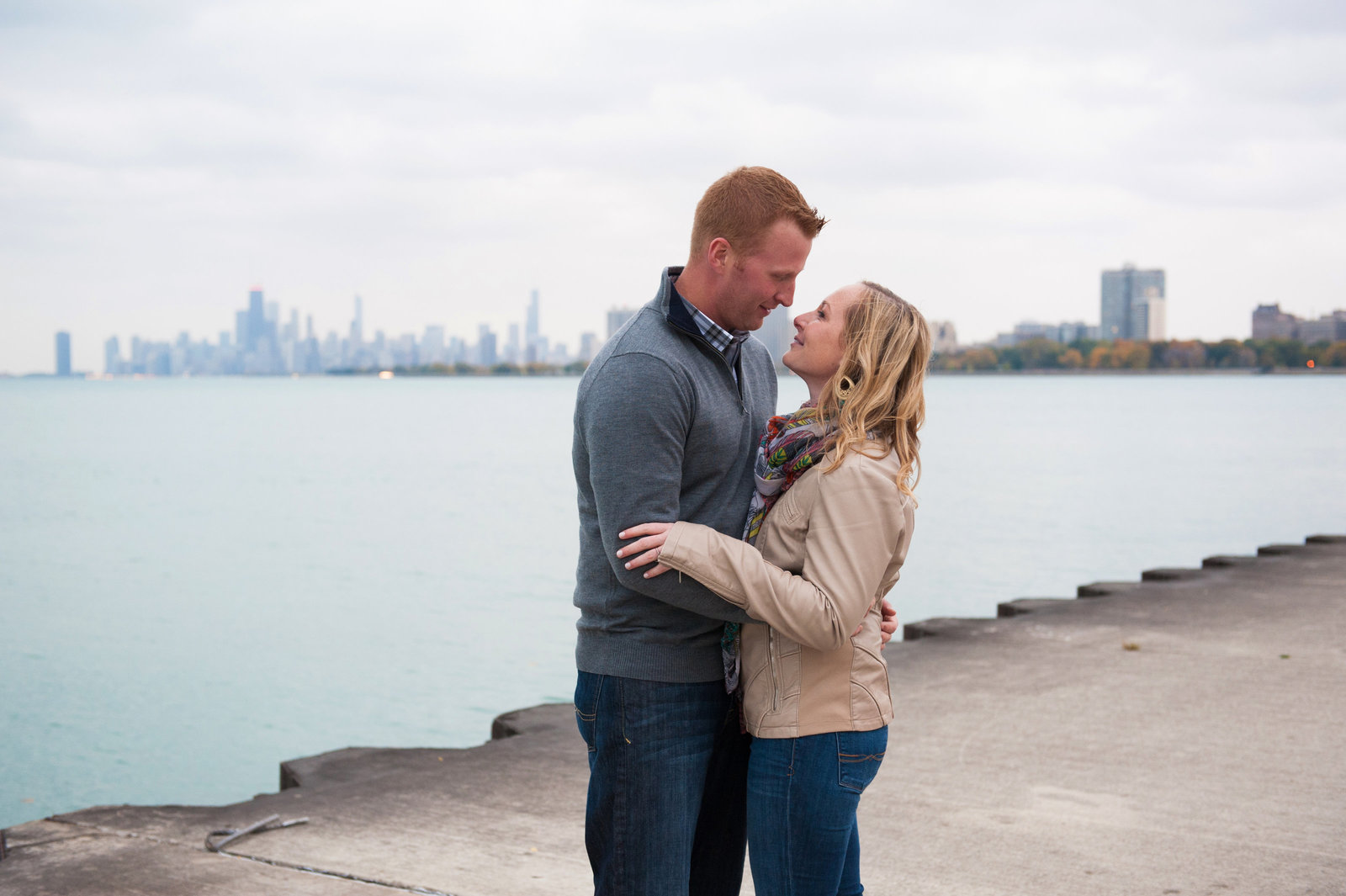 Chicago Engagement Photos_001