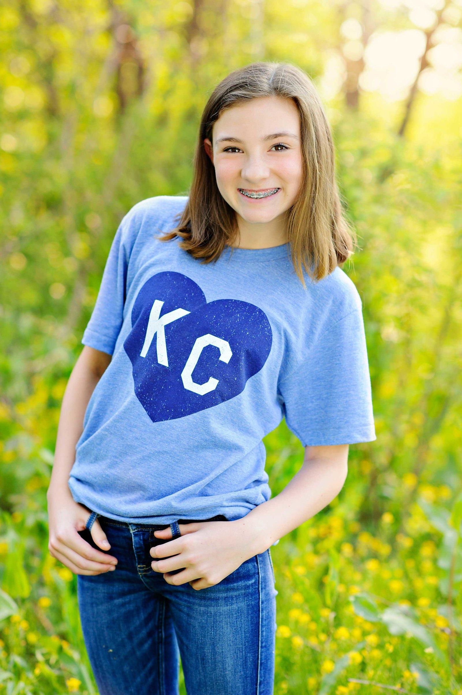 Thrive Seniors   Teen Pictures Kansas City