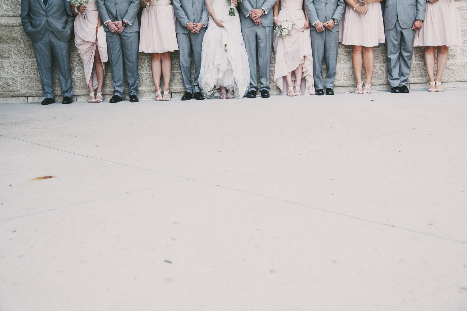 Bridal Party Shoes Wedding Bridesmaids and Groomsmen, Regina, SK Wedding Photographer