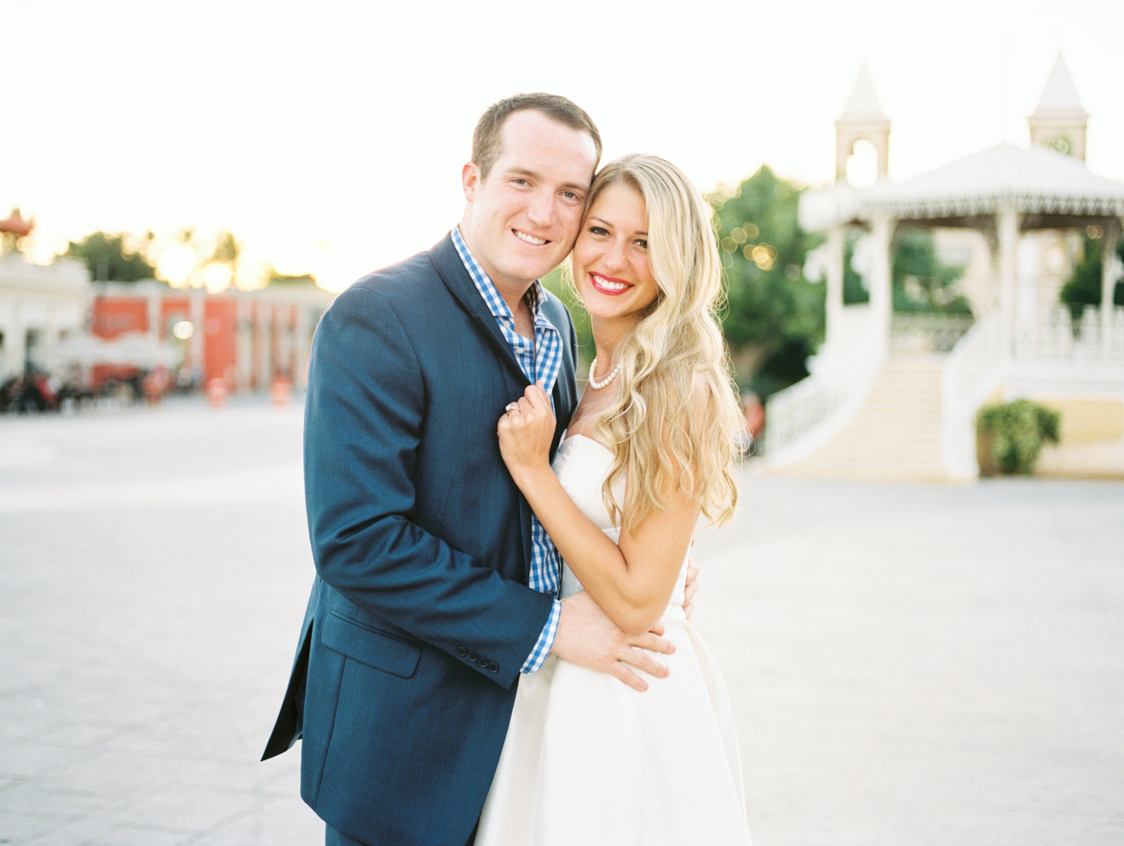 San jose del cabo engagement session