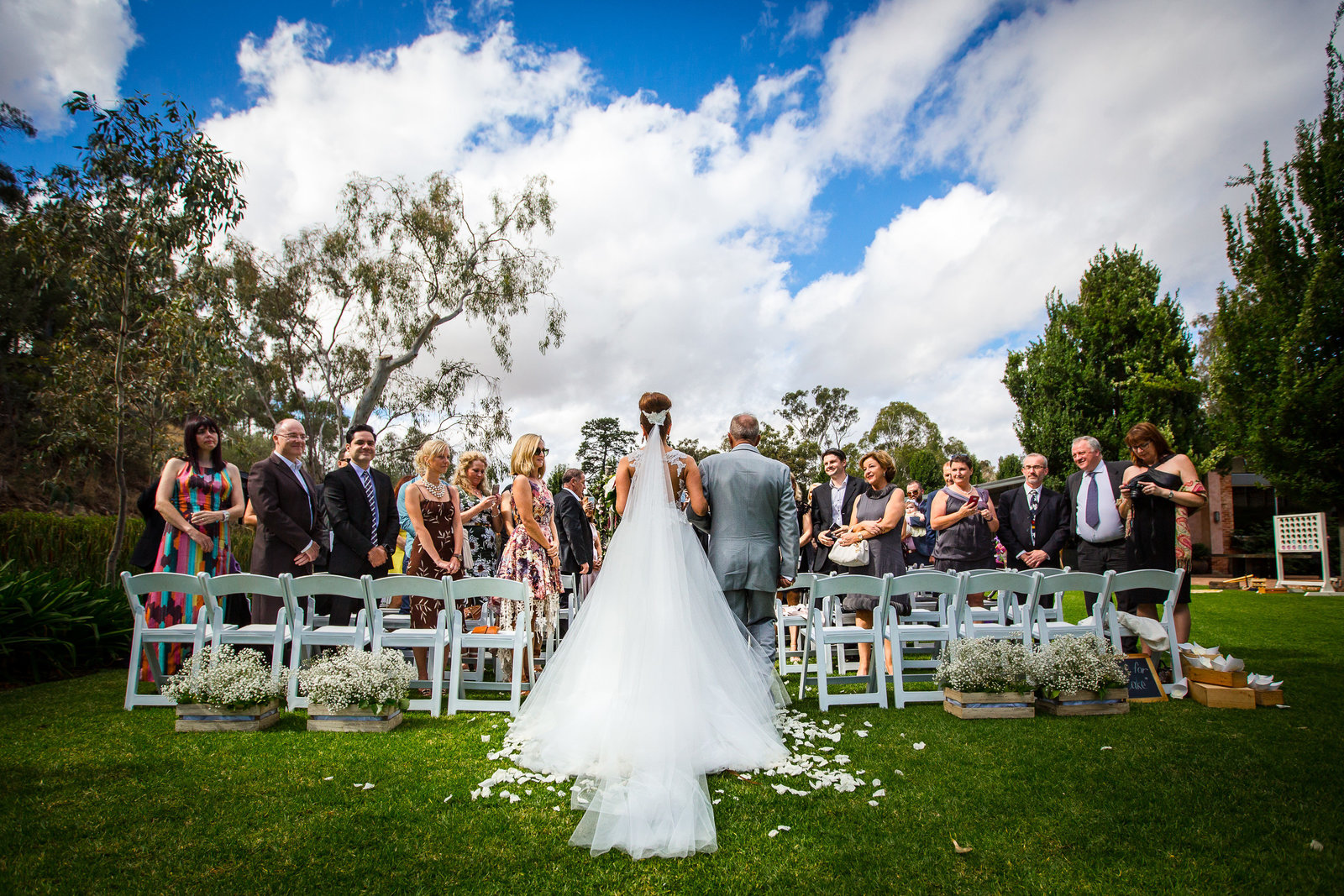 glen ewin estate wedding