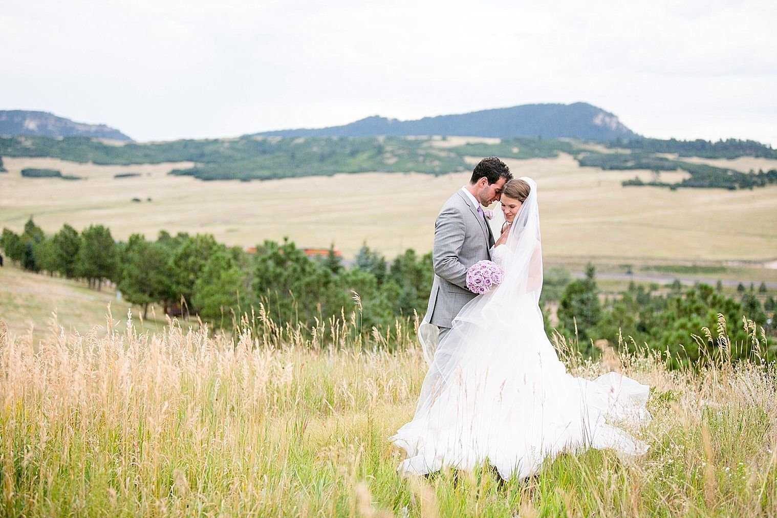 Spruce Mountain Ranch Wedding