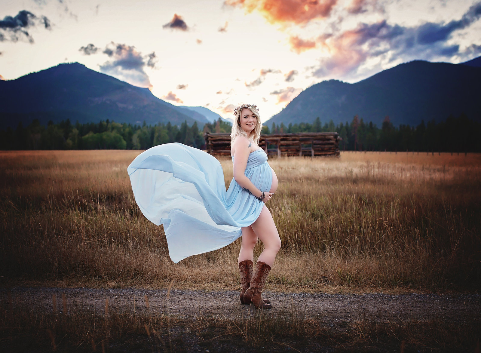 missoula maternity photographer