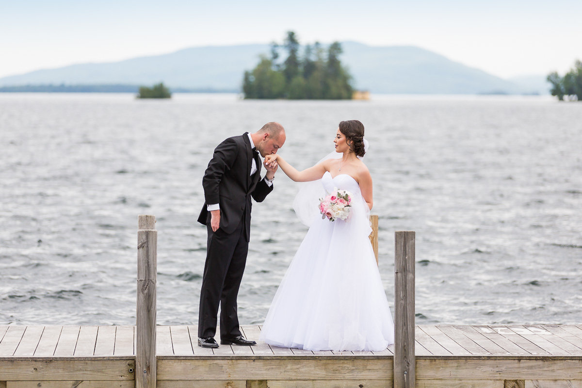Lake George - Sagamore Wedding