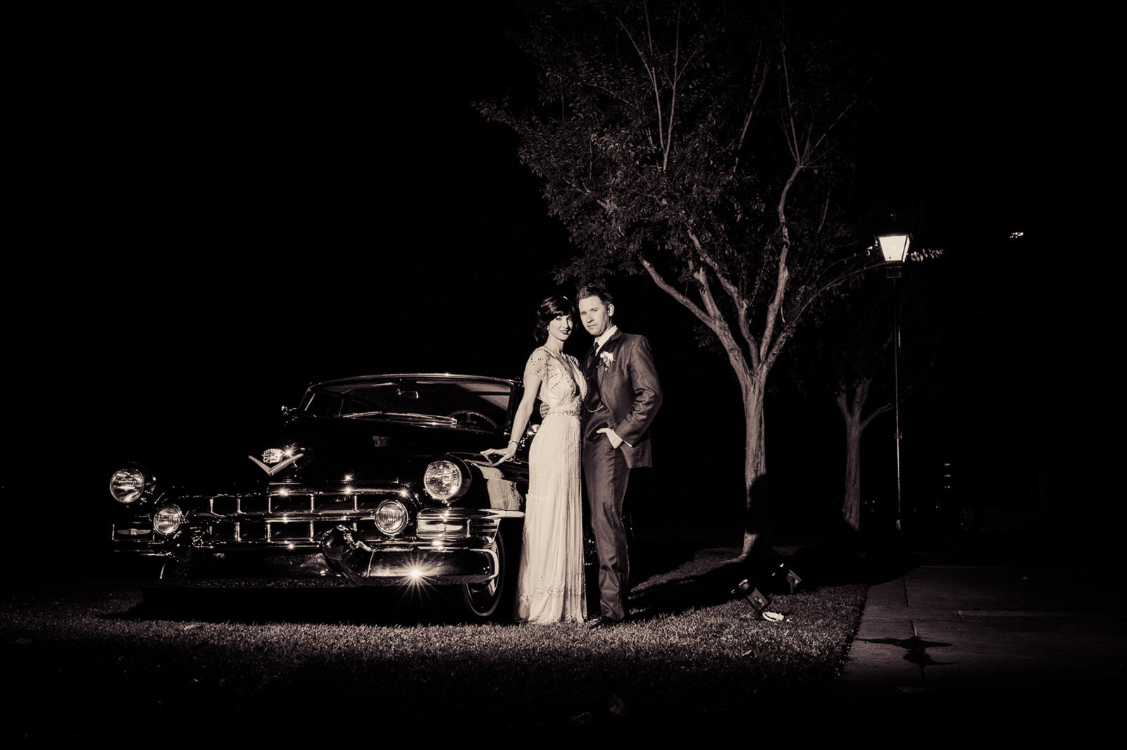 1940's inspired Wedding photography at Muckenthaler Mansion by inGRACE photography