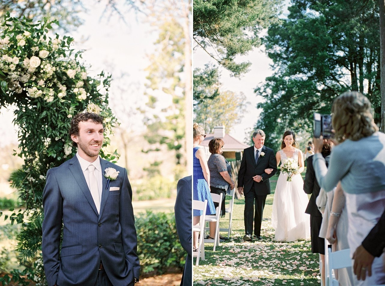 Steph and Byrce at Gabbinbar Homestead by Casey Jane Photography 33