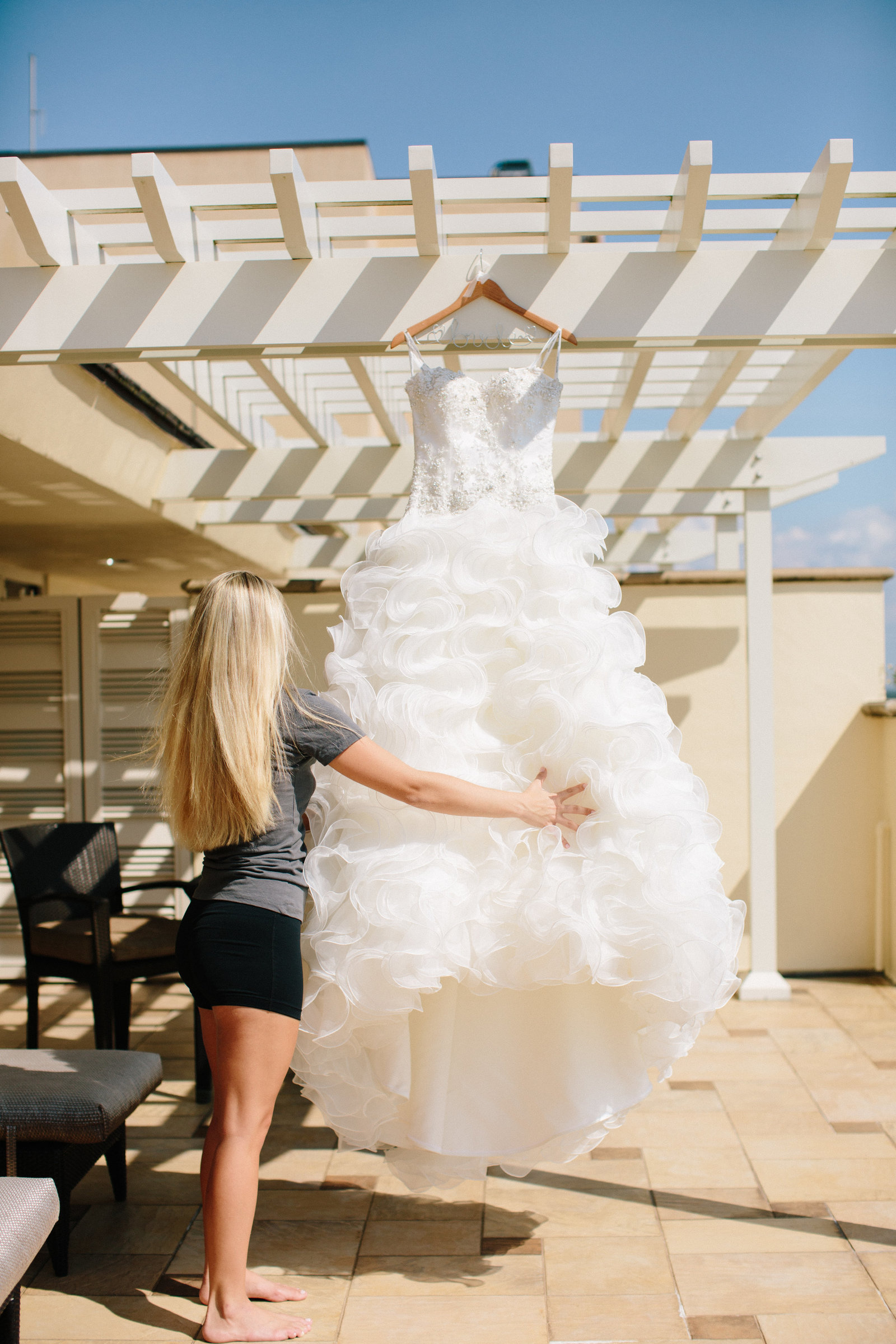 Wedding at Marco Island Marriott resort and spa by Austin and Rachel Photography