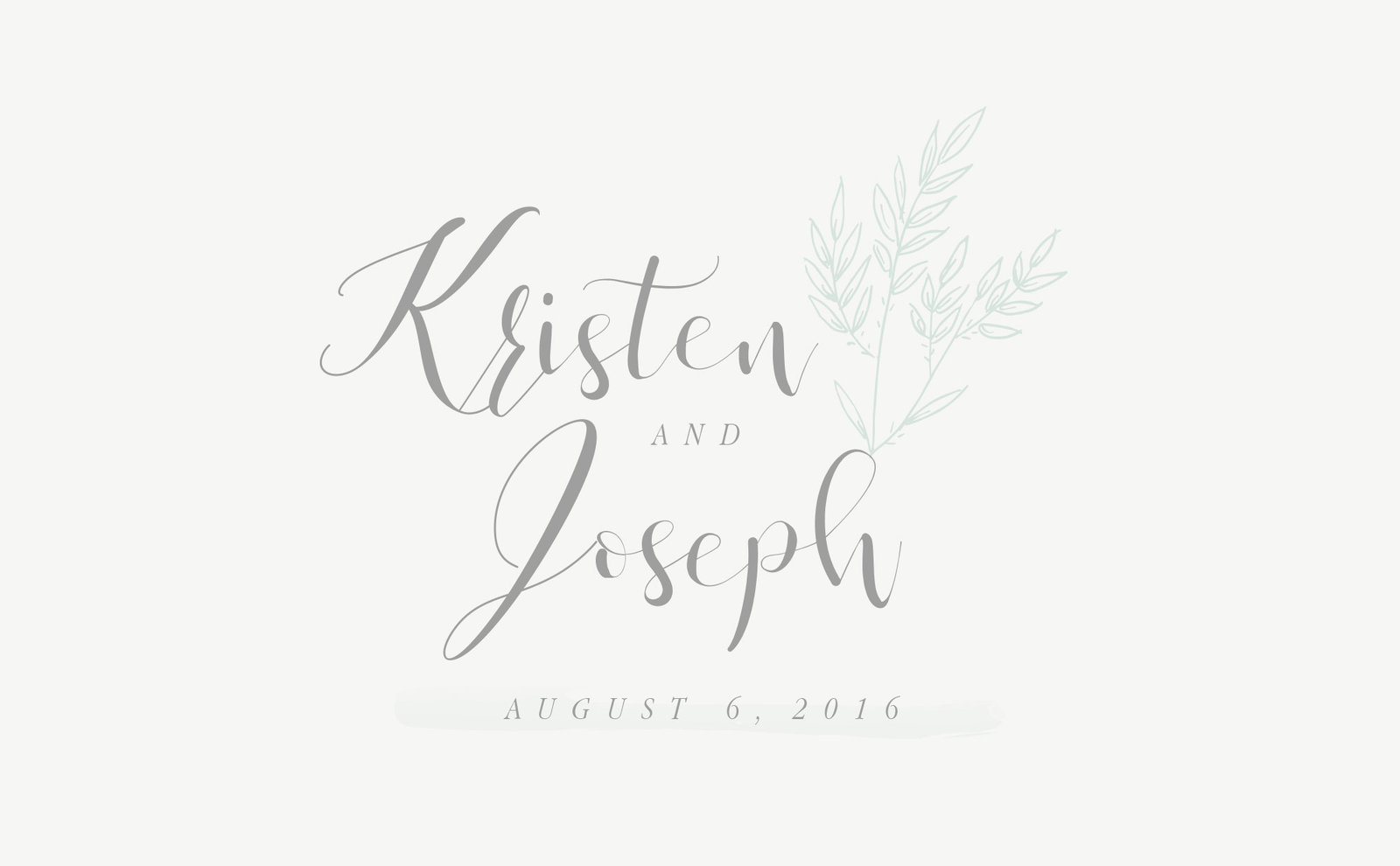 wedding-branding-wedding-logo-kristen-joe-logo