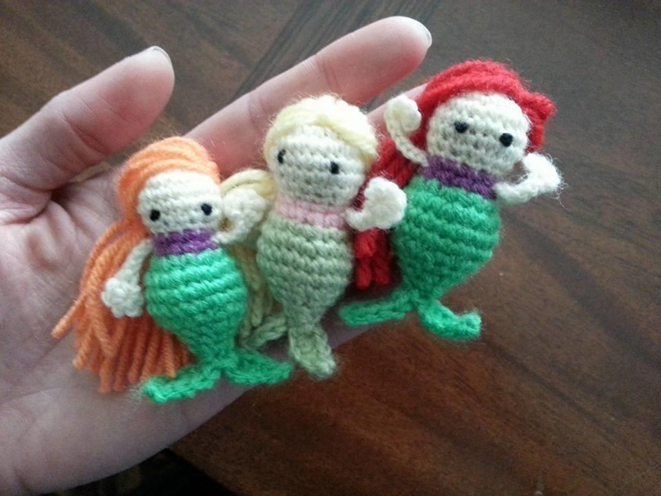 Yarn Mermaids