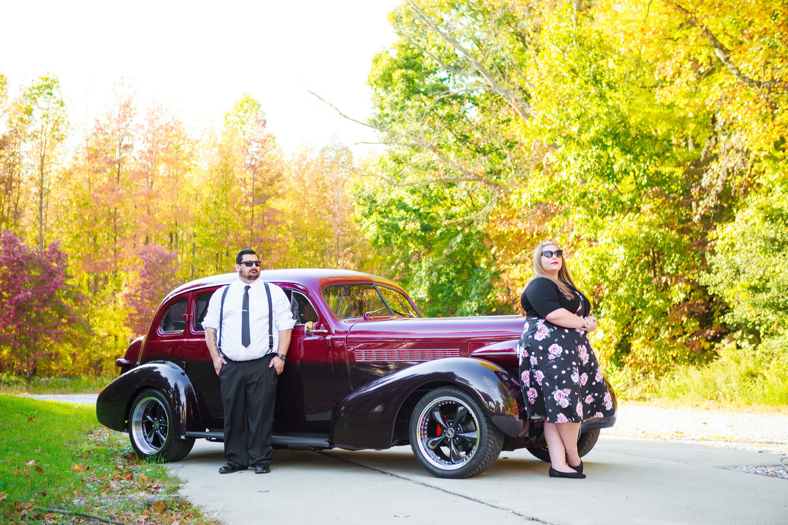Retro_Pinup_Car_engagement_session_Nj020
