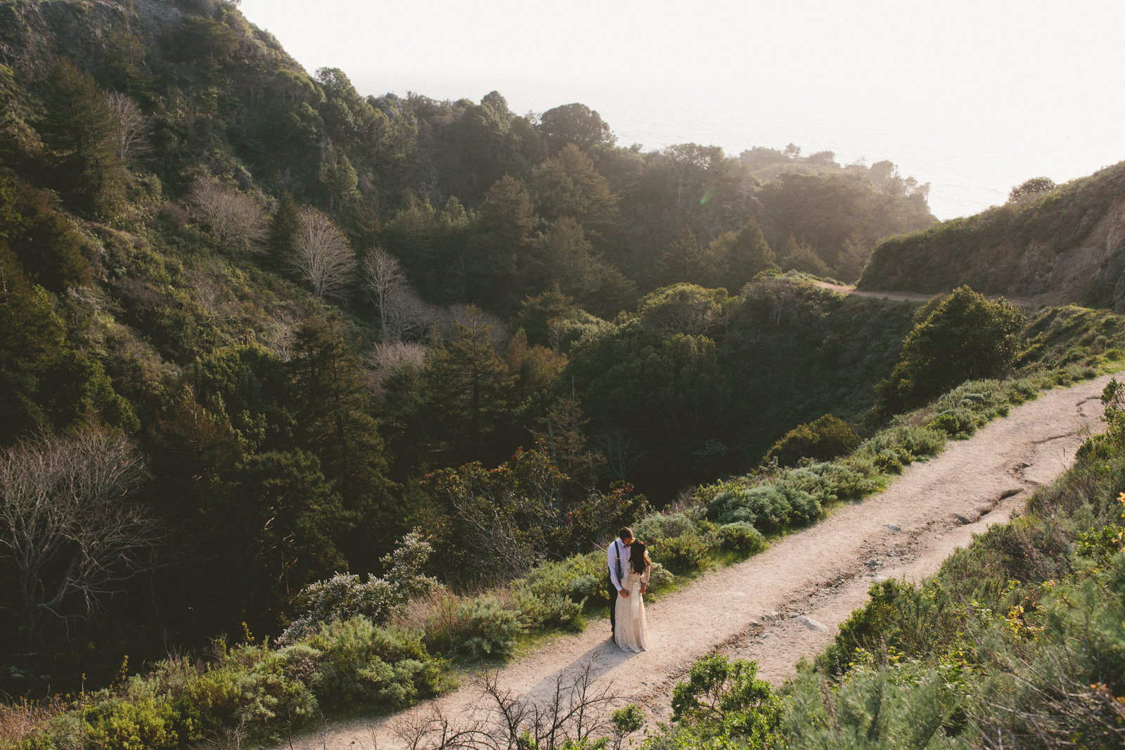 Big Sur Intimate Wedding and Elopement