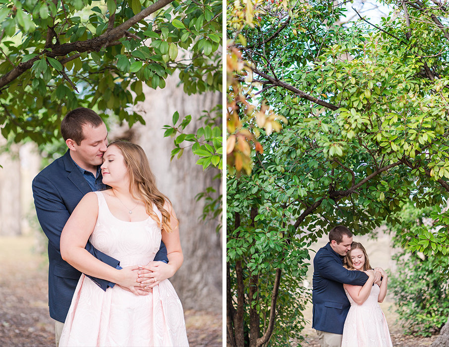Trinity Duck Pond Whimsical Engagement Session Texas 013