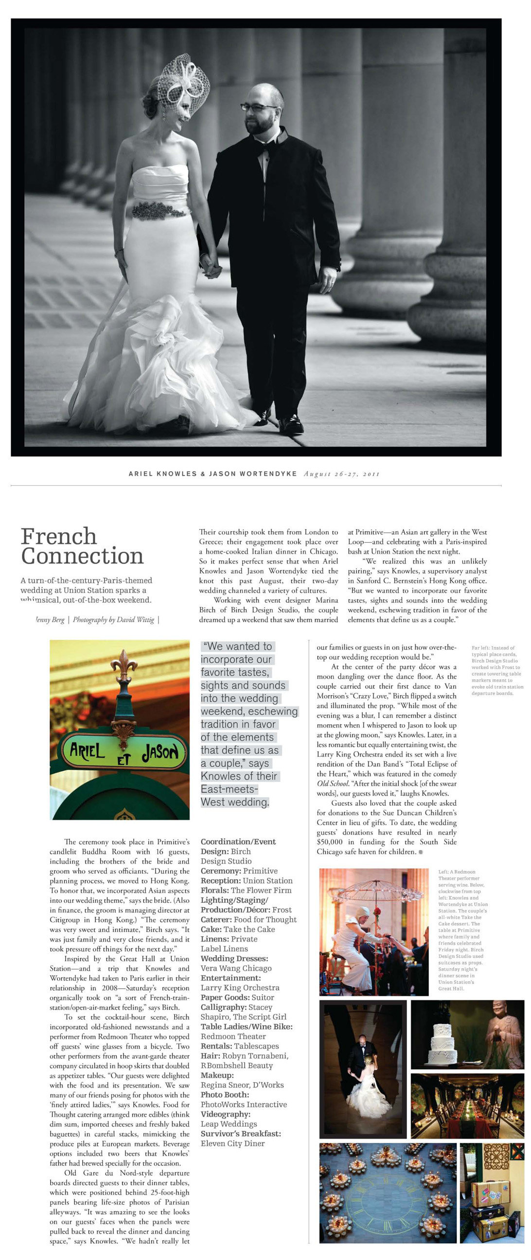 15 - CS Brides Ariel & Jason - Article