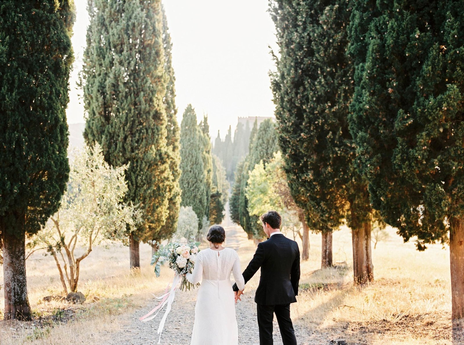 Wedding in Radicondoli Tuscany
