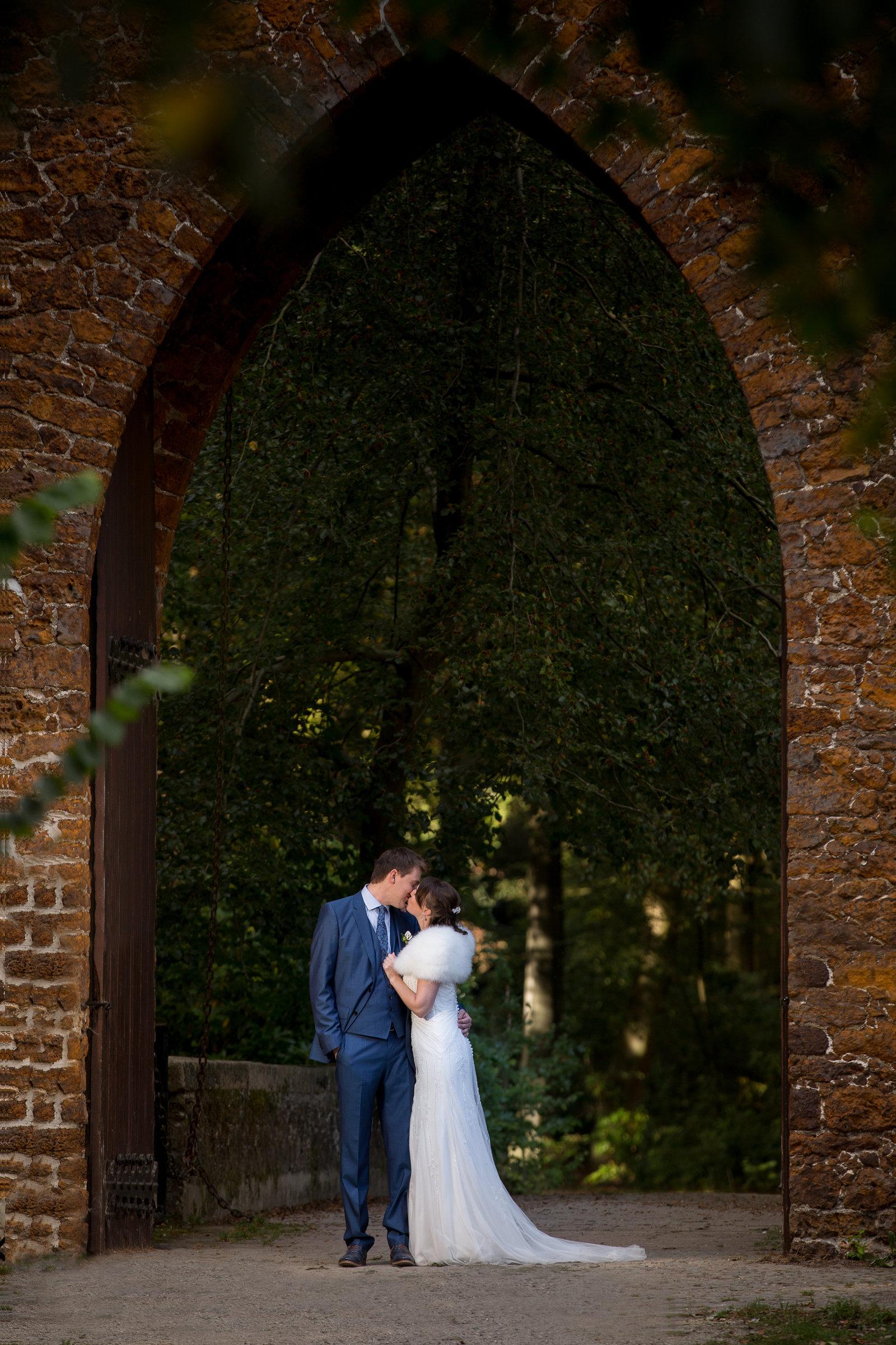 flinckheuvel huwelijk Saartje en Michael shoot foto
